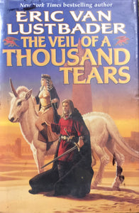 The Viel of a Thousand Tears by Eric Van Lustbader (Hard Cover)