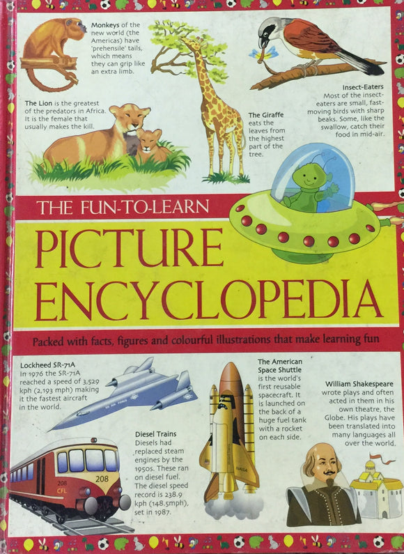 The Fun To Learn Picture Encyclopedia