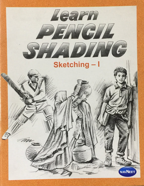 Learn Pencil Shading - Sketching 1 - Subodh Narvekar