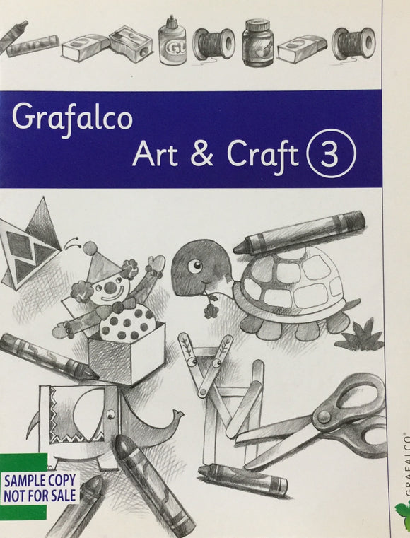 Grafalco Art and Craft 3