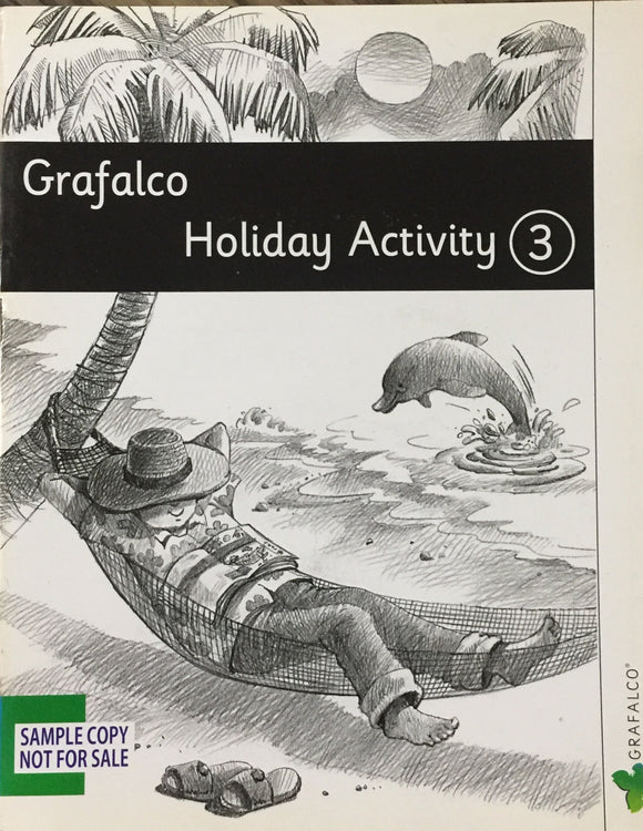 Grafalco Holiday Activity 3