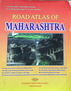 Road Atlas of Maharashtra