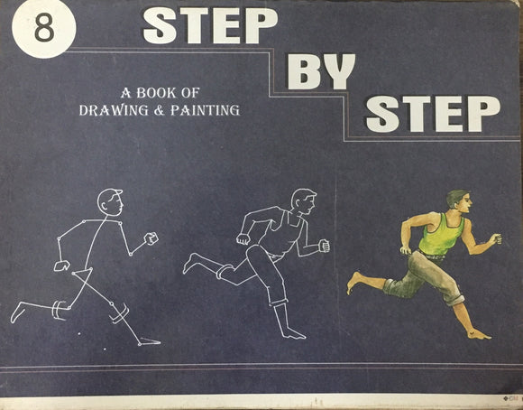 Step by Step - A book of drawing and painting