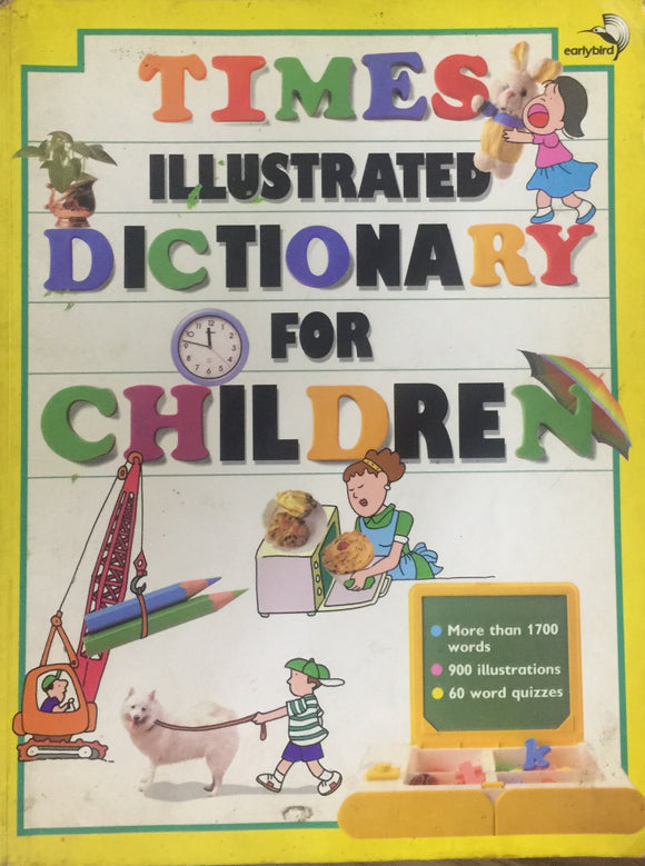 Times Illustrated Dictionary for Children by Andrea ender