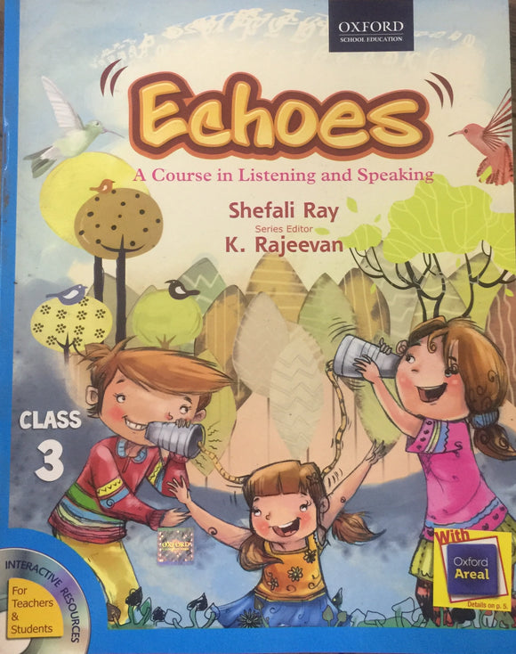Echoes - A Course in Listening and Speaking (Oxford) - Class 3