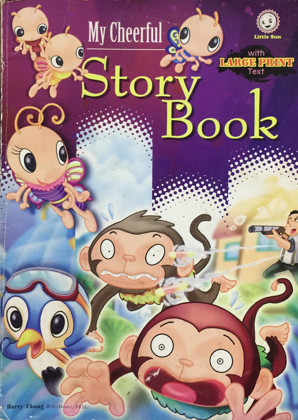 My Cheerful Story Book