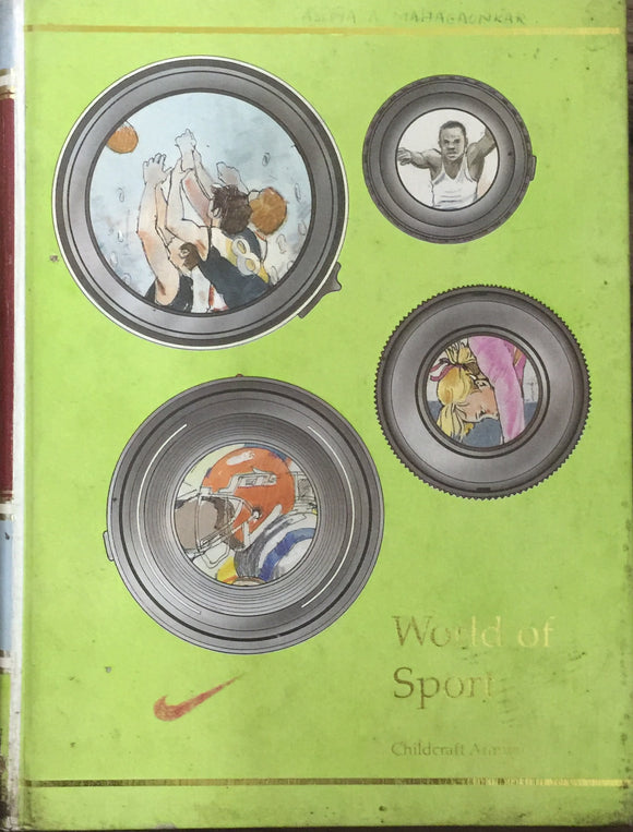 Childcraft World of Sports