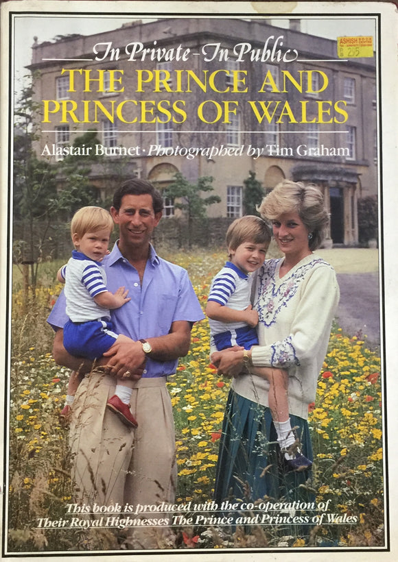 The Prince and the Princess of Wales (Hard Bound)