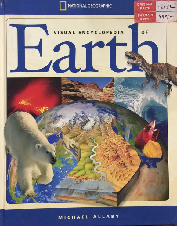 Visual Encyclopedia of the Earth (National Geographic) (Hard Bound)