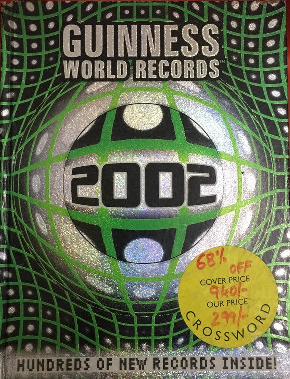 Guinness World Records (Hard Cover - Large)