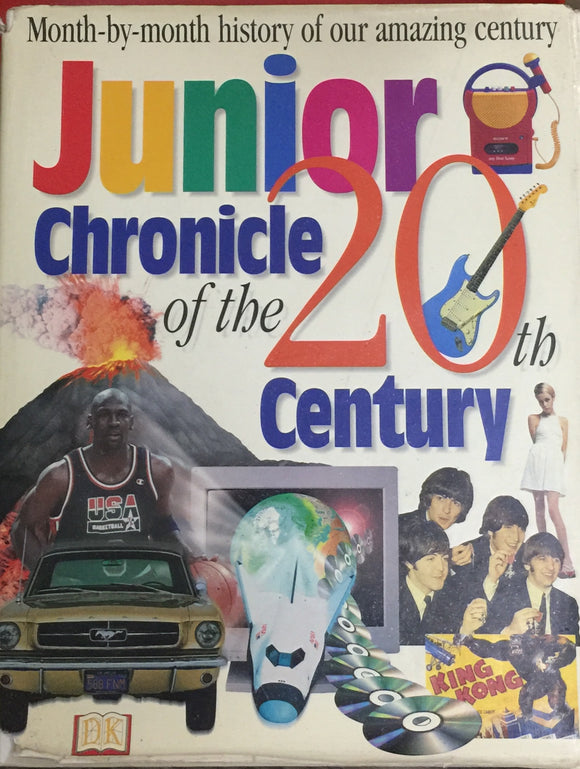 Junior Chronicle of the 20th Century (Hard Cover - Large)