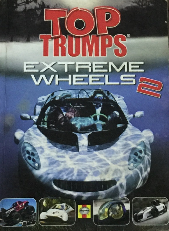 Top Trumps Extreme Wheels 2