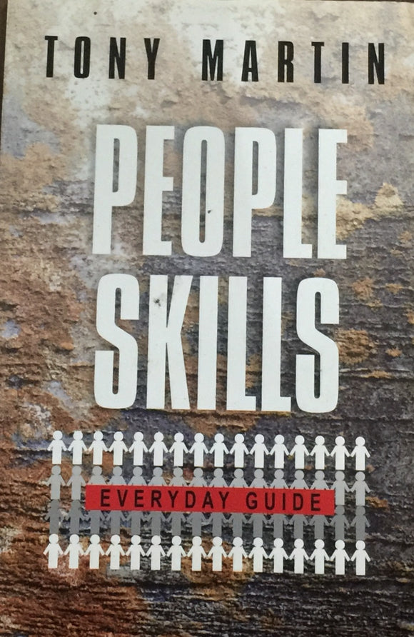 People Skills by Tony Martin