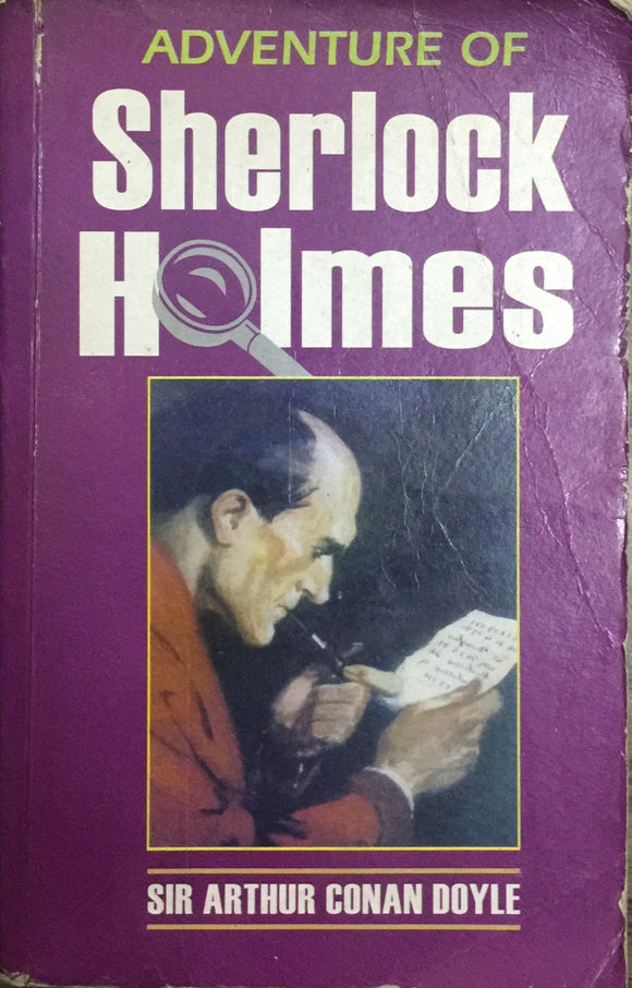 Adventure of Sherlock Holmes by Sir Arthur Conan Doyle