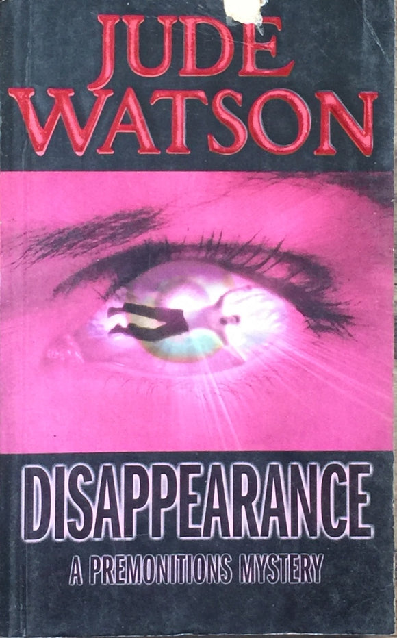 Disappearance by Jude Watson