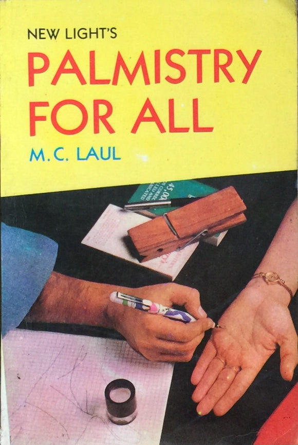 Palmistry for All by M C Laul