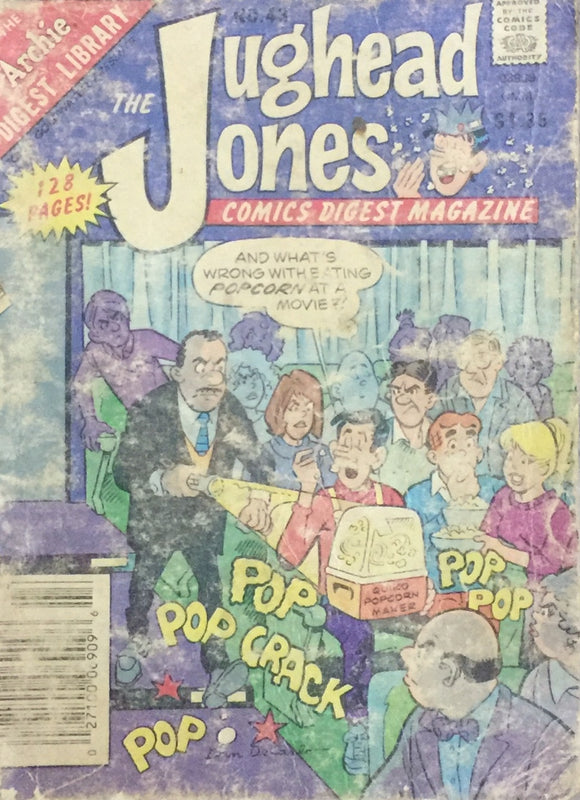 The Jughead Jones - Archies Double Digest No 43