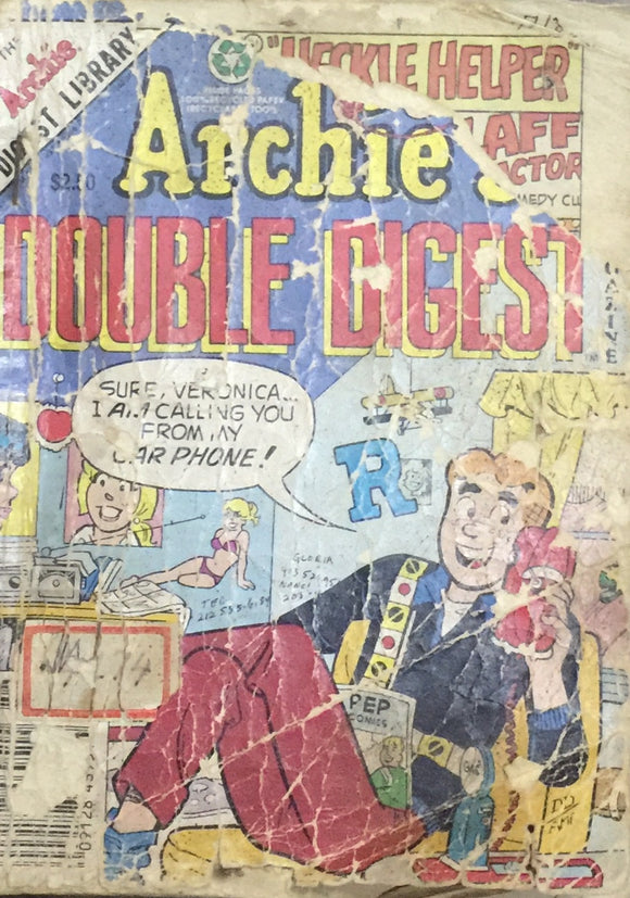 Archies Double Digest No 58
