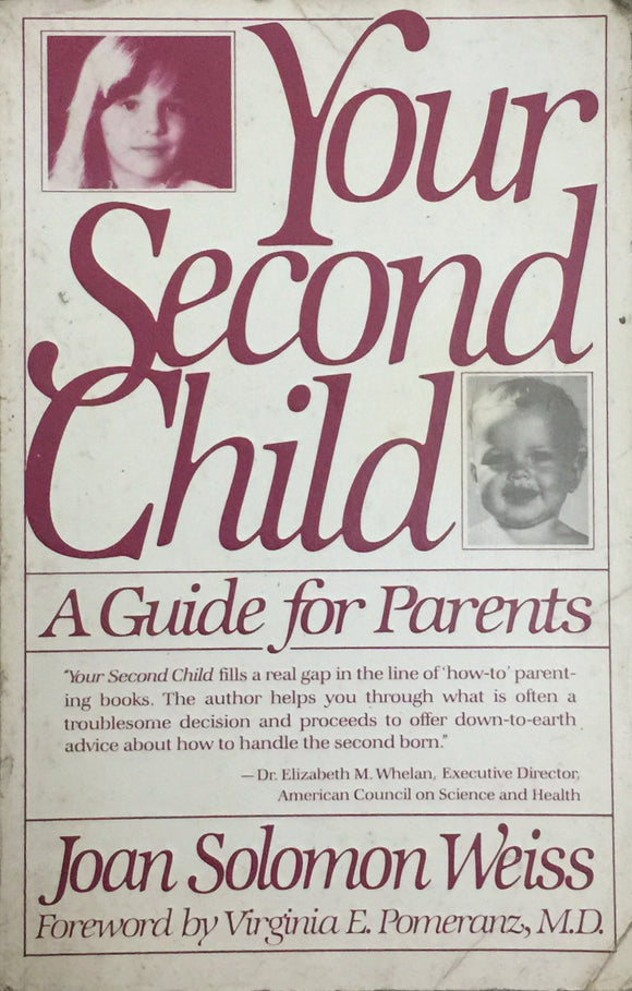 Your Second Child by Joan Solomon Weiss
