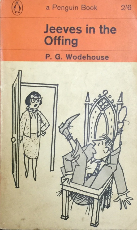 Jeeves in the Offing by P G Woodhouse