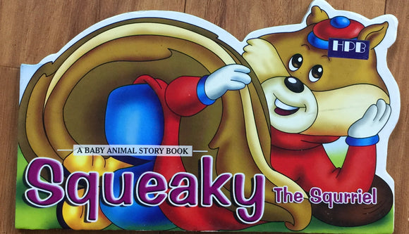 Squeaky The Squrriel
