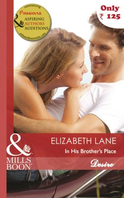 In His Brother's Place by Elizabeth Lane