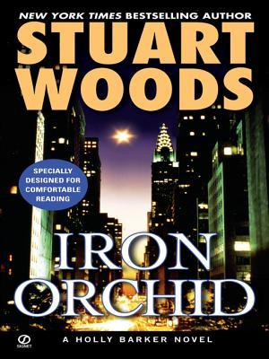 Iron Orchid by Stuart Woods