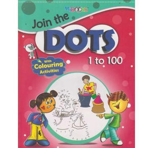 Join The Dots 1 To 100