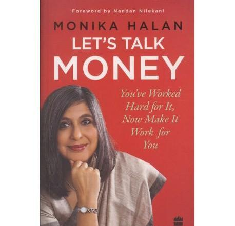 Lets Talk Money by Monika Halan