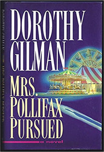 Mrs. Pollifax Pursued by Dorothy Gilman