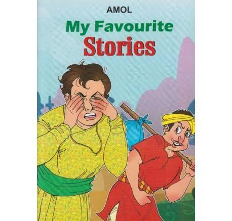 My Favourite Stories by Kshipra Shahane