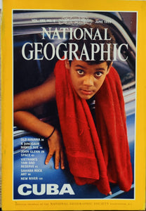 National Geographic June 1999