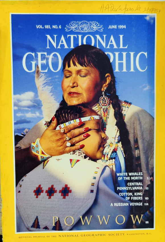 National Geographic June 1994