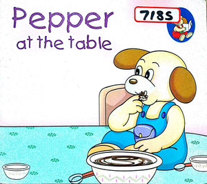 Pepper: At the table