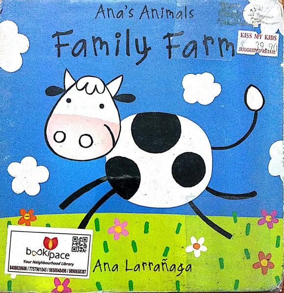 Ana's animals family farm by Ana Larranaga