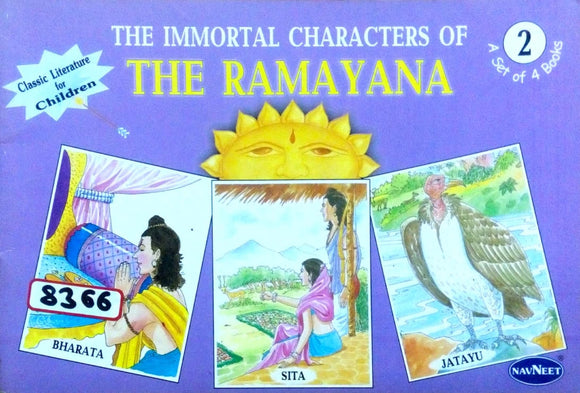The immortal characters of The Ramayana 2
