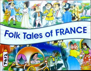 Folk tales of France