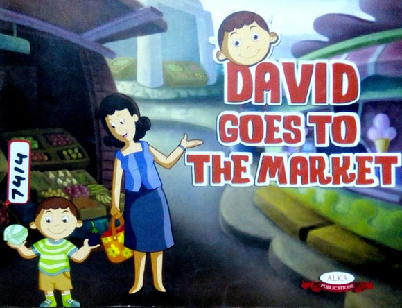 David goes to the market