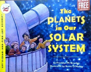 The planets in our solar system by Franklyn Branley