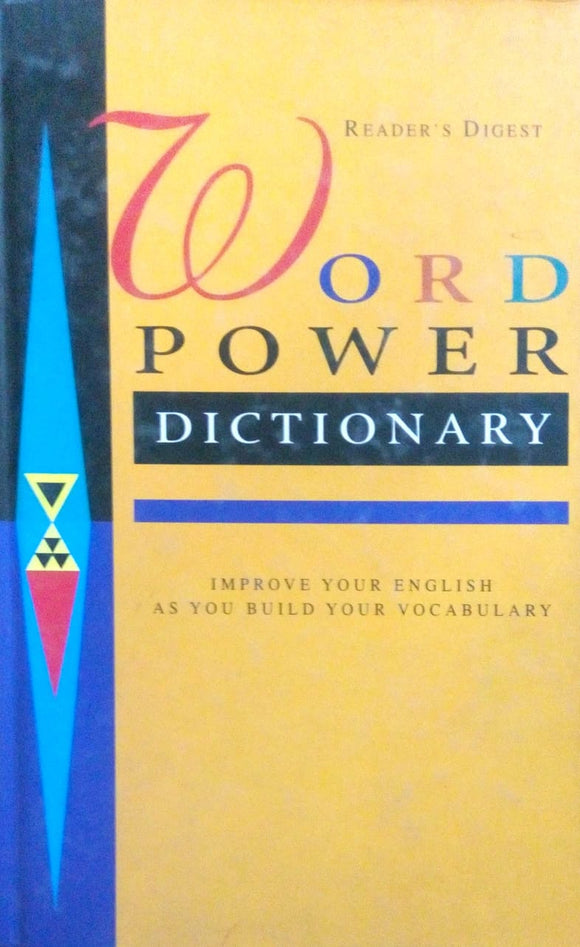 Reader's Digest: Word power dictionary
