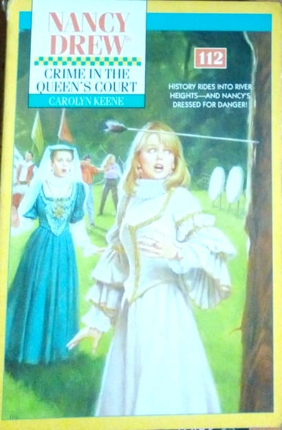 Nancy Drew: Crime in the queens court by Carolyn Keene
