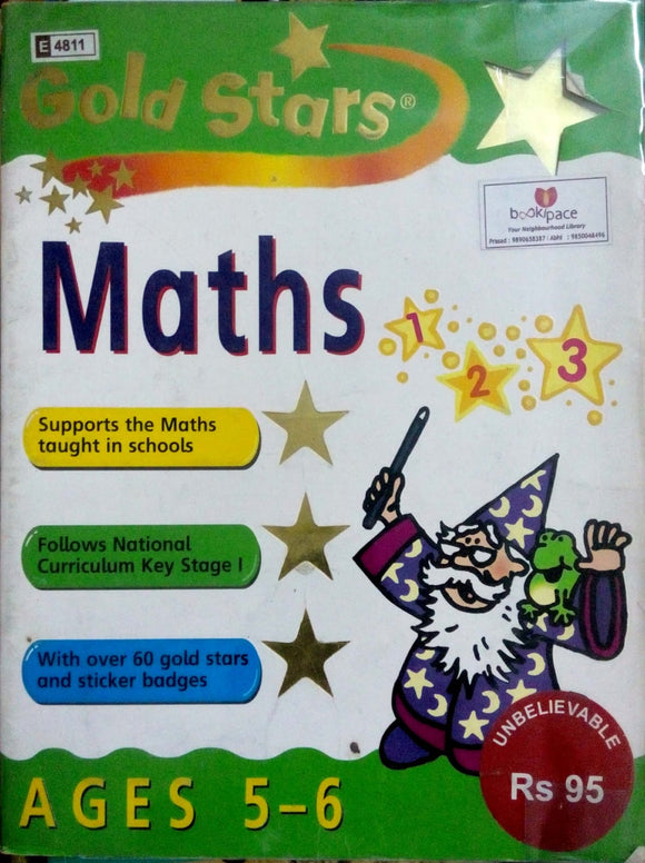 Gold stars: Maths