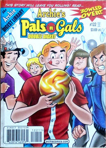Archie's Pals 'n' Gals double digest no. 122