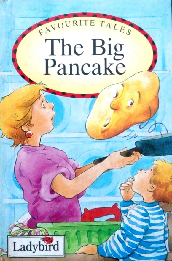 Favourite tales: The big pancake