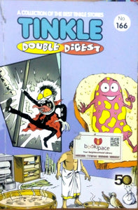 Tinkle double digest no. 166