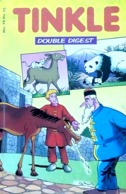 Tinkle double digest no. 19