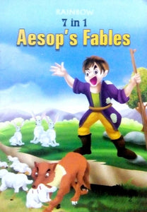 Rainbow: 7 in 1 Aesop's fables