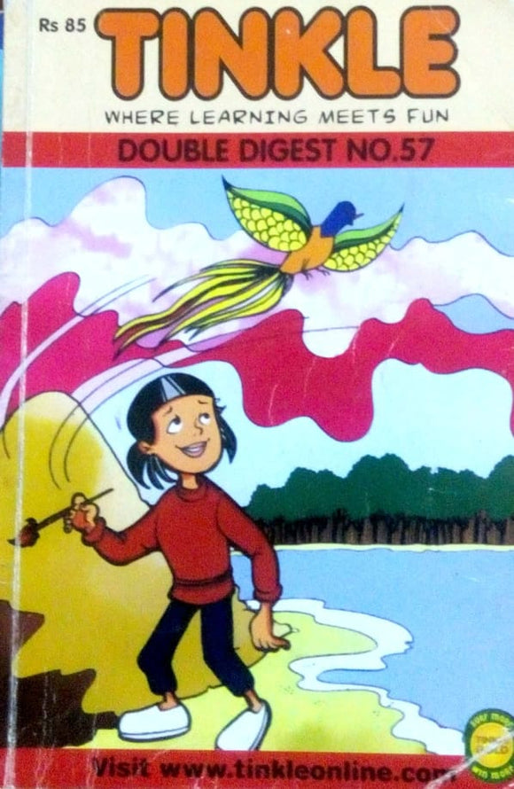 Tinkle double digest no. 57