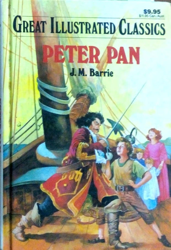 Great illustrated classics: Peter Pan by J. M. Barrie