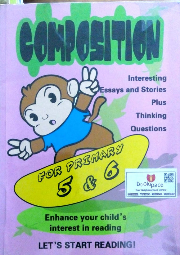 Composition for primary 5 & 6